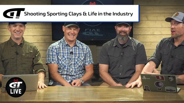 NRA Annual Meetings; Lessons from Shooting Sporting Clays