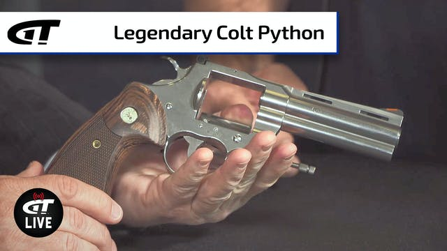 Next Generation Colt Python