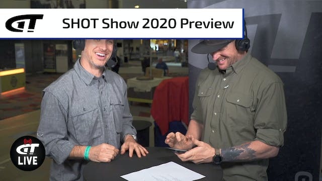 SHOT Show 2020 Preview