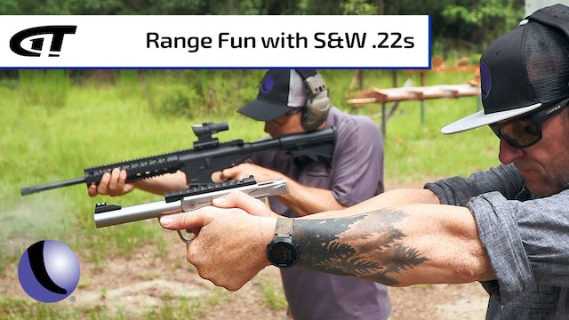 Smith & Wesson SW 22 Victory, M&P 15-22
