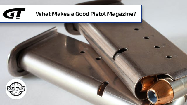 What Makes a Good Magazine?