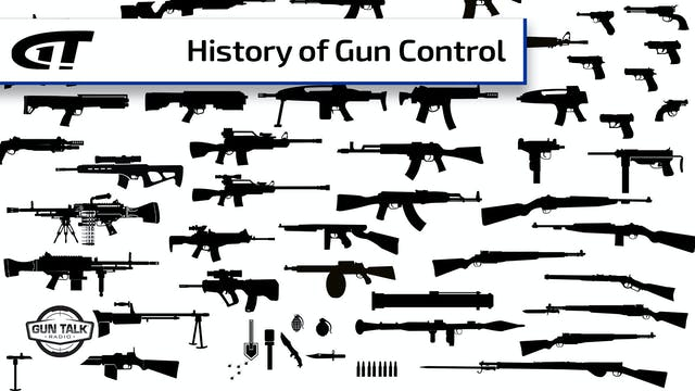 History of Gun Control