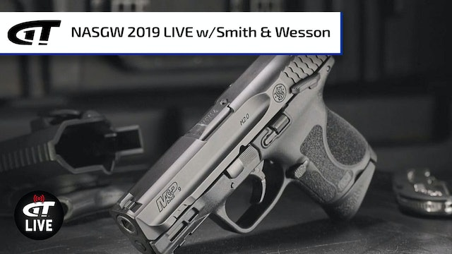 NEW Smith & Wesson M&P M2.0 Subcompact