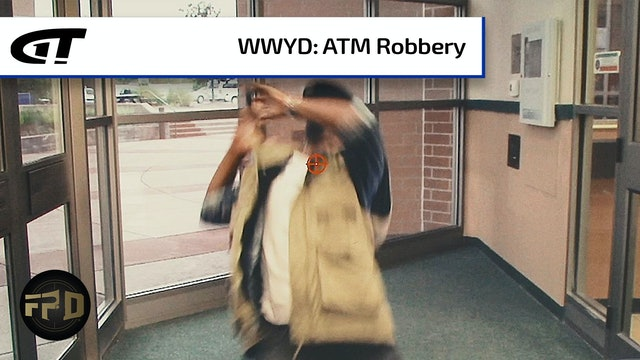 What Would You Do: ATM Robbery