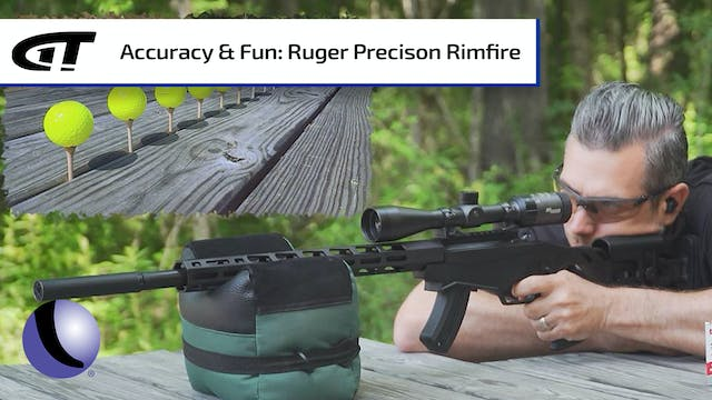 Accurate and Fun - Ruger's Precision ...