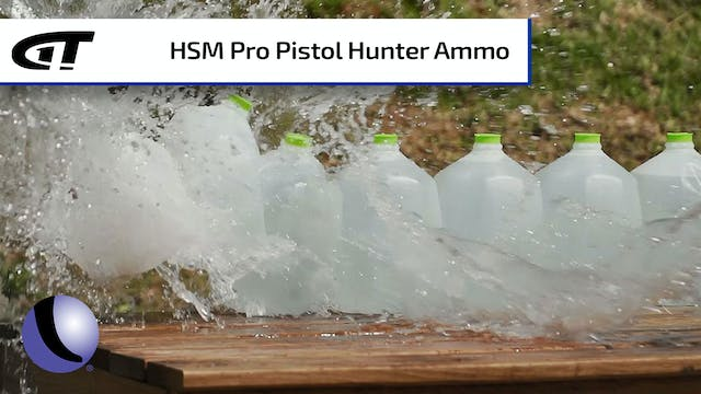 HSM's Pro Pistol Hunter Ammo for Hand...