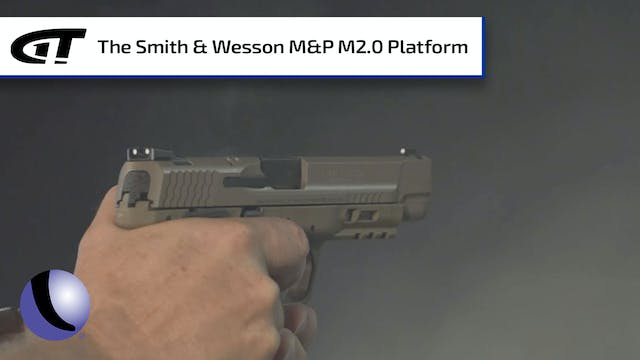Smith & Wesson M&P M2.0 Grip Texture ...