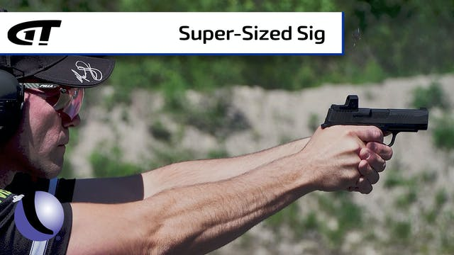 Get Race-Ready with Sig Sauer's P365XL
