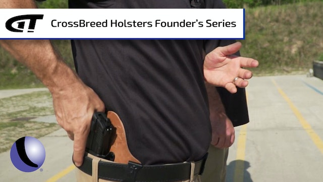 Honoring a Legacy - CrossBreed Holster's Founder Series