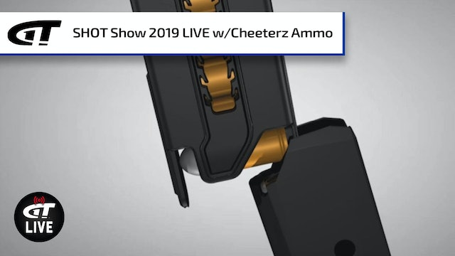 Cheeterz Assisted Load Ammunition - Easy Mag Loading!