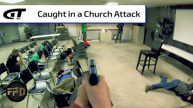 Member Stops Gunman in Church Shooting
