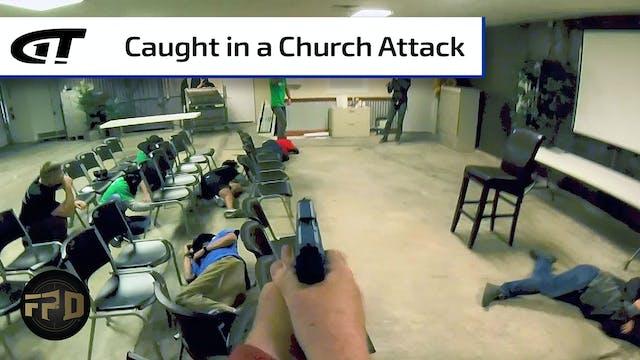 Member Stops Gunman in Church Shooting