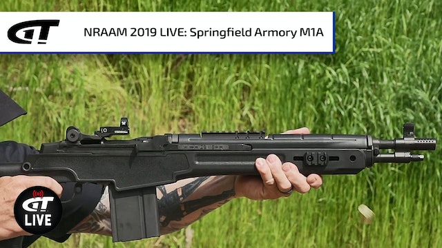 Springfield's M1A, and Competitive Shooting