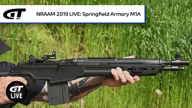 Springfield's M1A, and Competitive Sh...