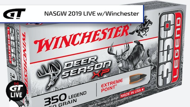 Winchester 350 Legend Wins Best New Ammo