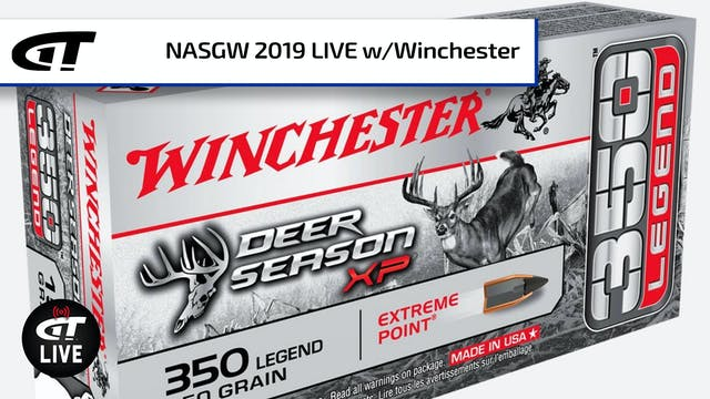Winchester 350 Legend Wins Best New Ammo