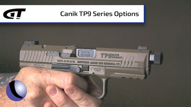 Canik's TP9 Series Offers Lots of Opt...