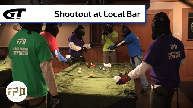 Three Men Shot in Gunfight at Local Bar