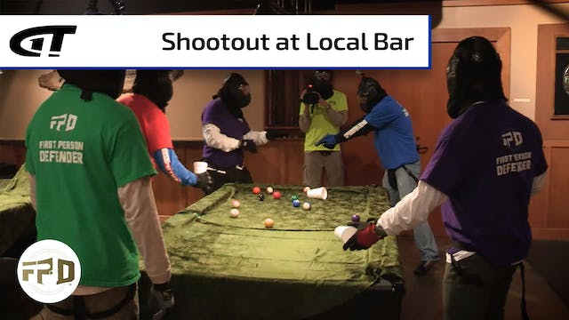 Three Men Shot in Gunfight at Local Bar