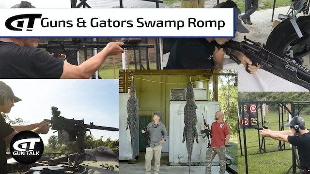 Romp in the Swamp - Guns & Gators