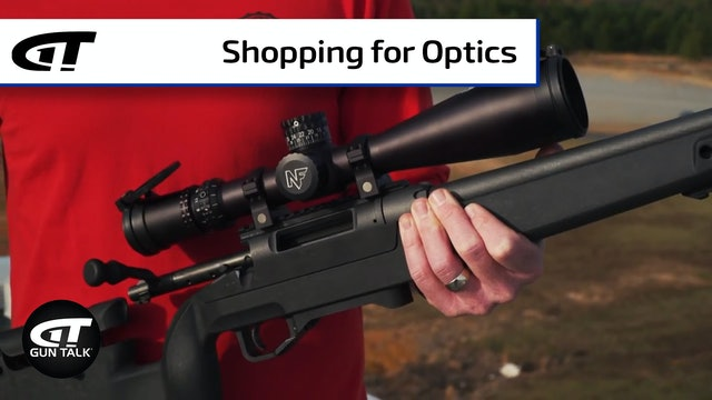 Gun 101: Tips on Buying a Scope