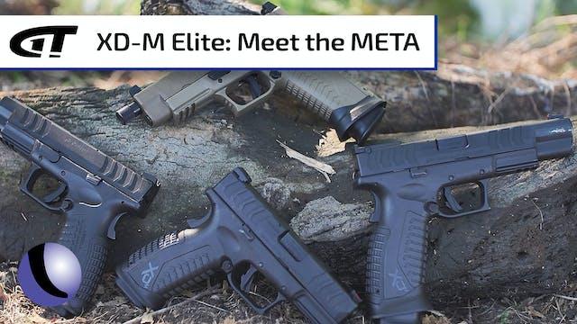 Springfield Armory XD-M Elite Line