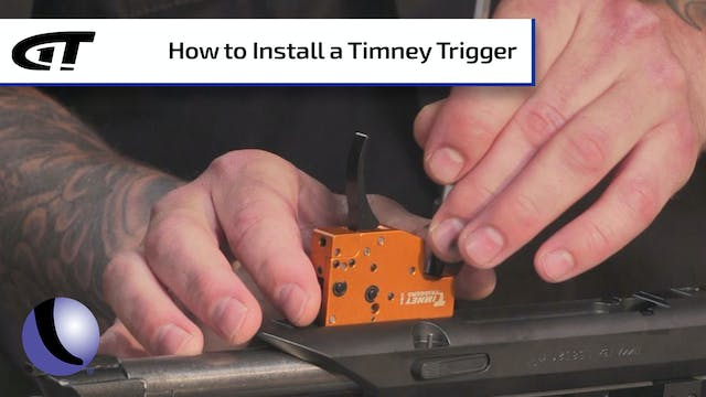 How to Install Your Timney Trigger