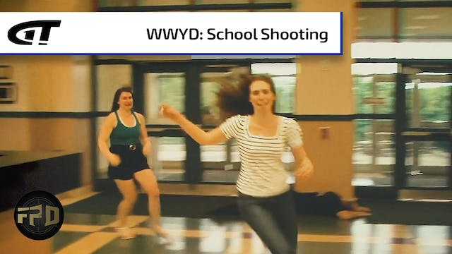 What Would You Do: School Shooting