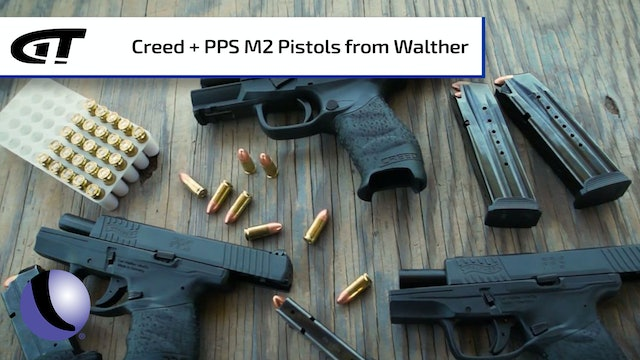 Walther's Creed and PPS M2 Handguns for the Perfect Fit