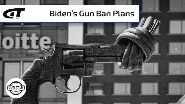 Will Biden Really Ban Guns?