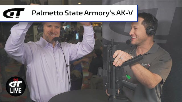 Palmetto State Armory's AK-V and PSA-5