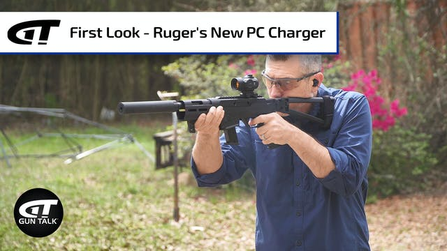 Ruger PC Charger - Versatile and Easy