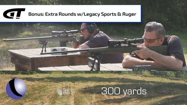 Extra Rounds with Legacy Sports, Ruger  Bonus