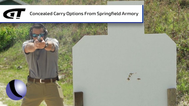 A Variety of Concealed Carry Options from Springfield Armory