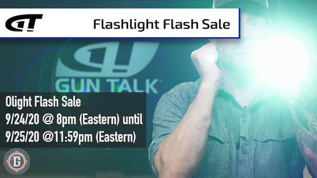 Olight Flash Sale