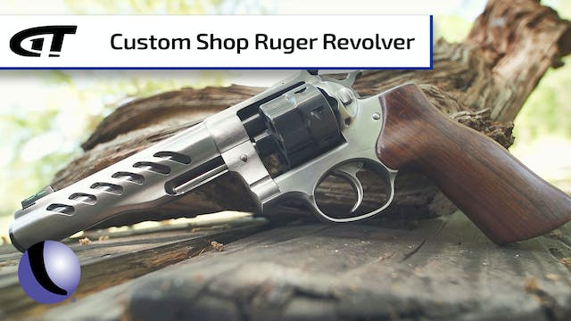 Designed by Pros - The Ruger Super GP100