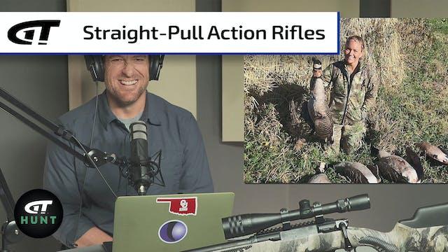 Savage IMPULSE Straight Pull Rifle
