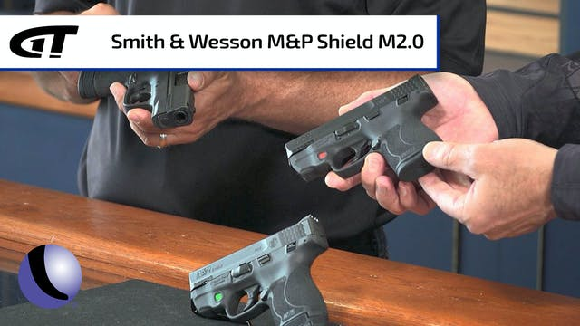 Smith & Wesson M&P Shield M2.0 for Co...