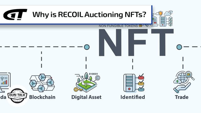 What are NFTs, and Why Is RECOIL Auct...