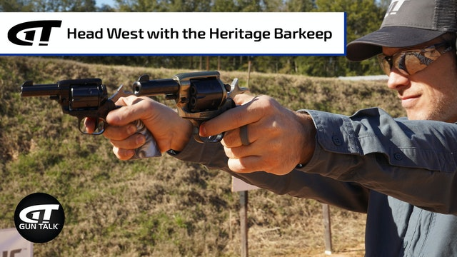 Meet the Heritage Barkeep Revolver