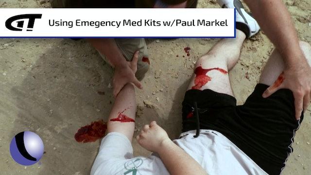 Using an Emergency Med Kit