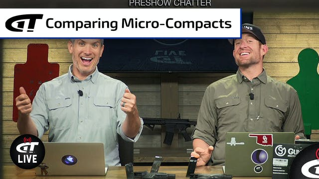 Micro Compact Comparison; Gun Industr...
