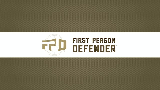 First Person Defender