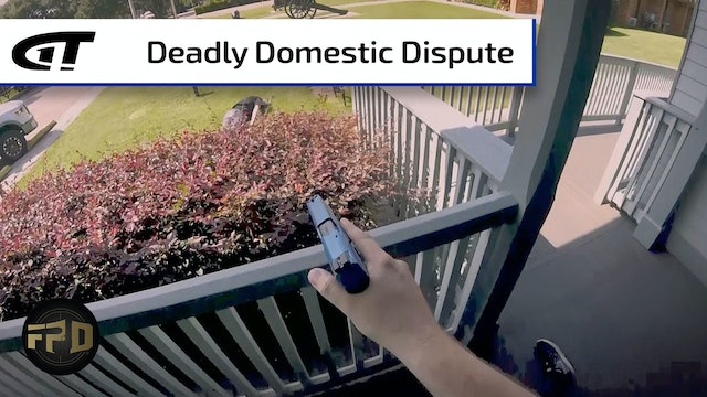 Domestic Dispute Turns Deadly