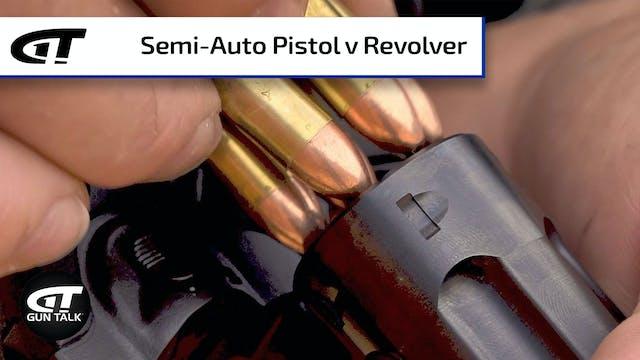 Gun 101: Pistol v. Revolver