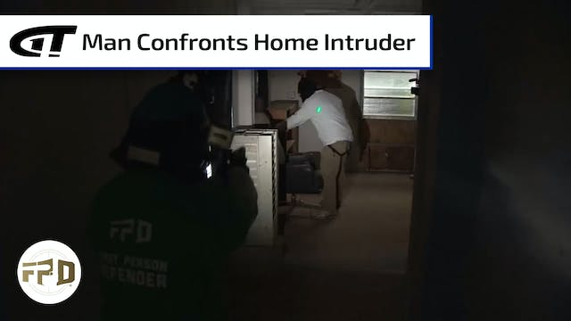 Home Invasion, or Wrong House?