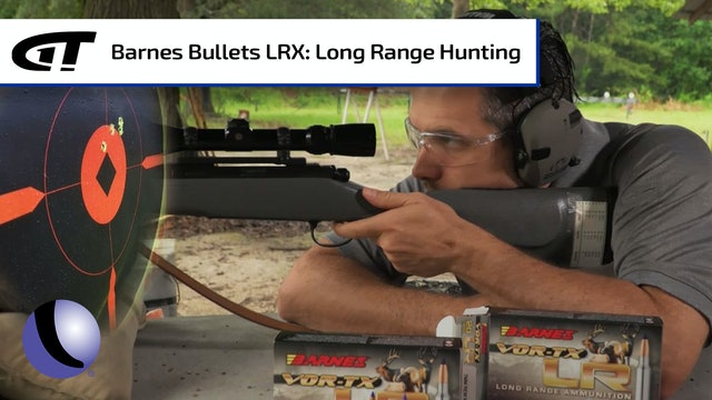 Long Shot, or Not - Barnes Bullets Long Range Ammo is Ready