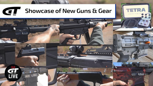 Shooting Sports Showcase - New Guns & Gear