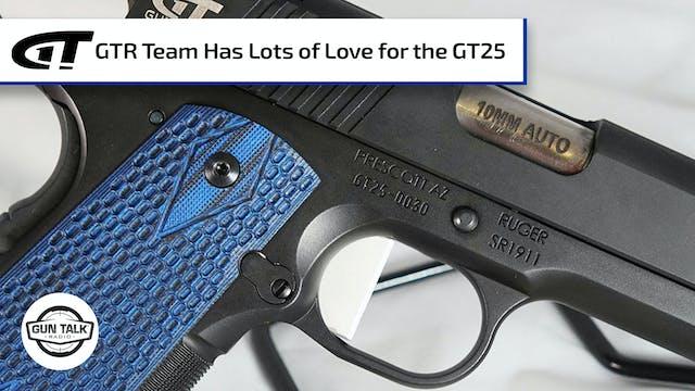 GTR Team Talks About Their GT25 Pistols