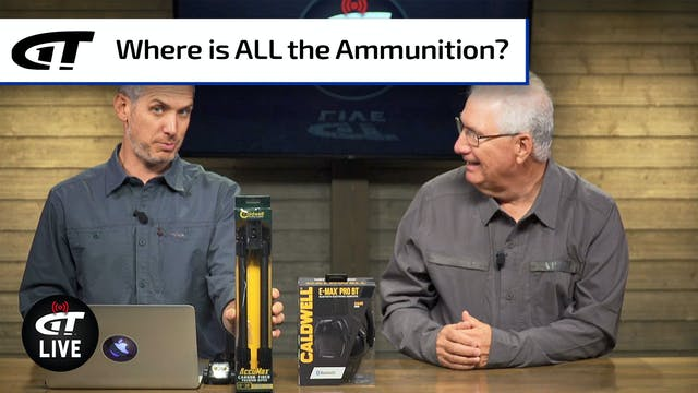 Finding Ammo; Georgia Senate Runoff; ...